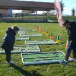 Circuito mini golf 4
